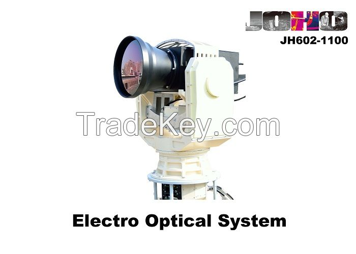 Long Range Security PTZ Thermal Imaging Camera
