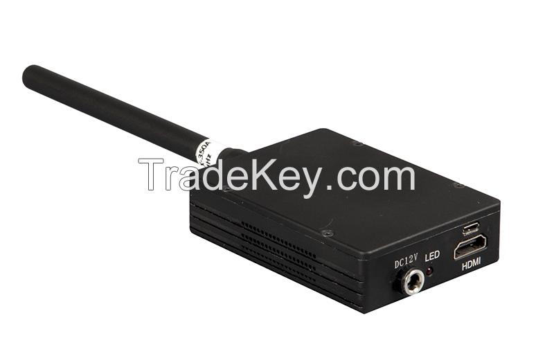 Mini Cofdm Wireless Mobile video Transmitter, UAV video transciver, HD i