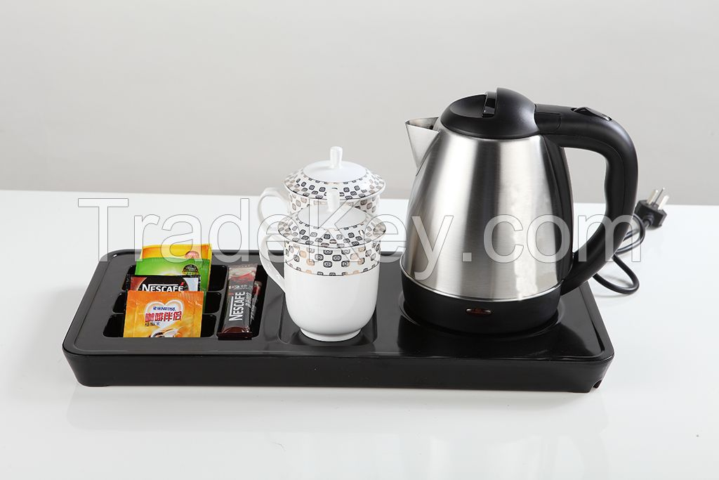 high quality stainless steel electrical kettle tray