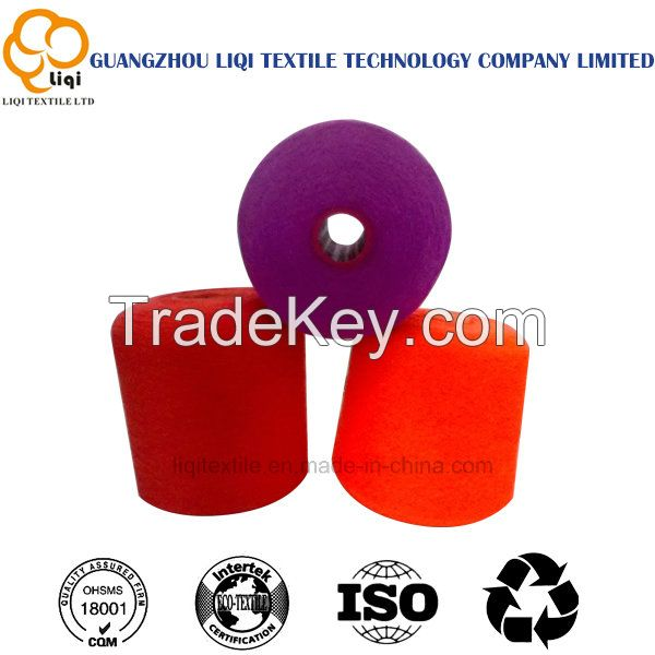 100% polyester sewing thread for knitting