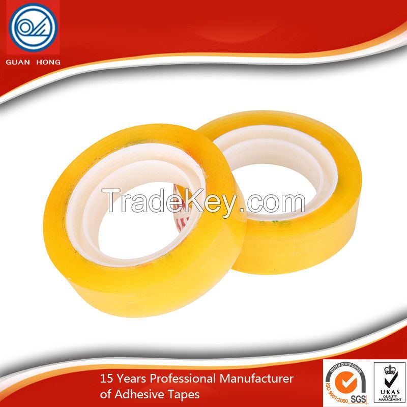 China hot sale good price office and school  adhesive stationery tape