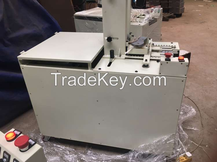 DongGuan Automatic High efficiency strap attaching machine for flip flop