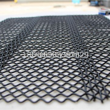 Stainless Steel Lock Crimped Wire Mesh