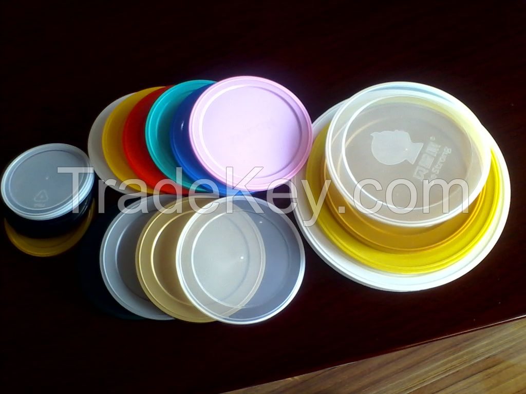 plastic lid for cans plastic covers plastic caps