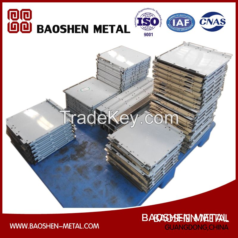 High Precision Stainless Steel Shell Enclosure Processing Sheet Metal Fabrication Box Customizing From China