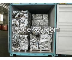 Al scrap 99.7% Aluminum 6063