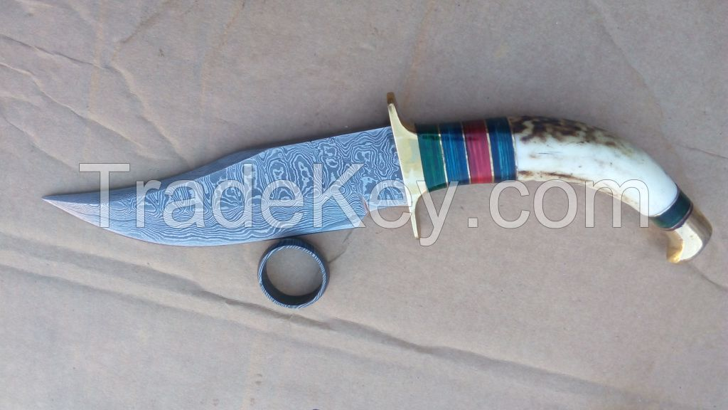 damascu knife 01