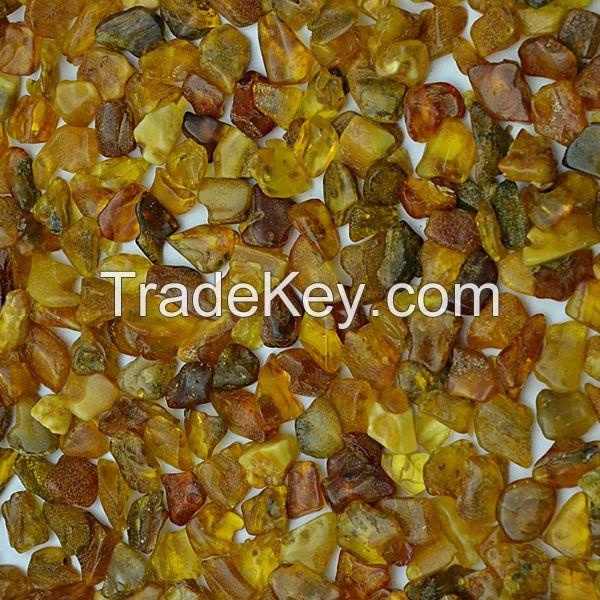 Raw Amber Stones