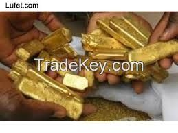 GOLD NUGGETS AND BULLIONS