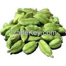 GREEN CARDAMOM ,BLACK PEPPER, WHITE PEPPER, CLOVES, Cinnamon,Cumin Seed, FENNEL SEEDS