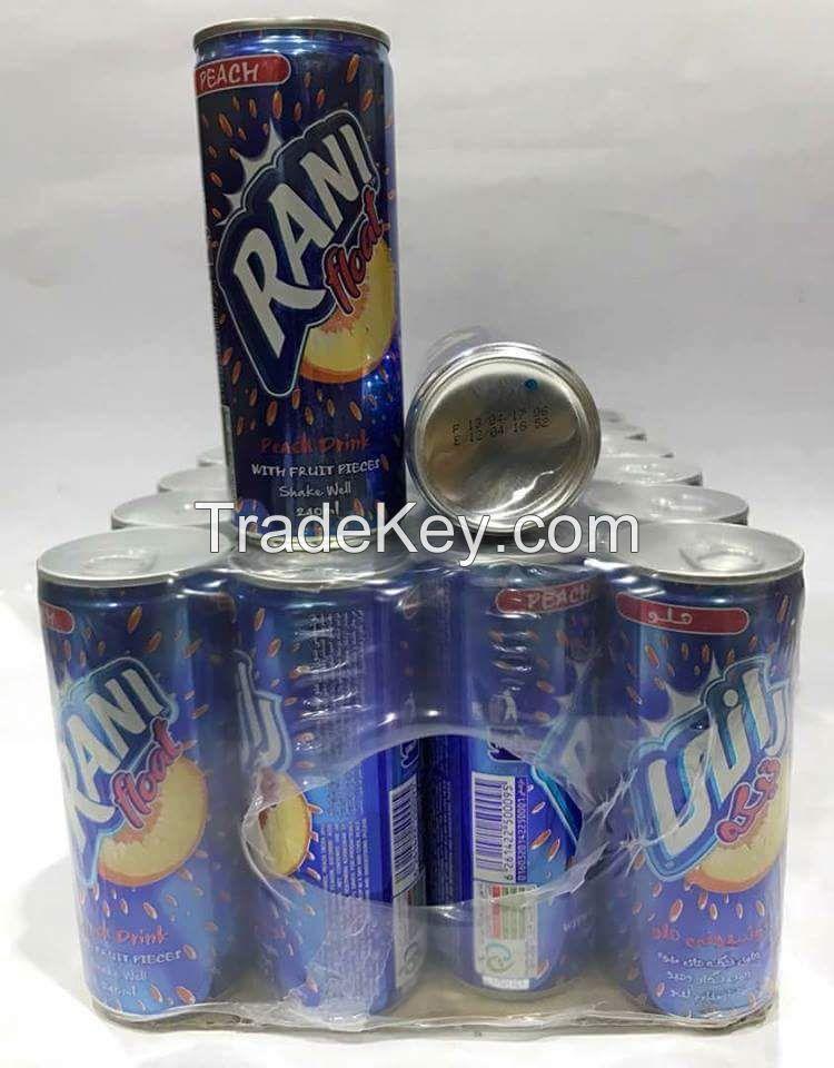 Rani Juice,Canned Fruit Juice, energy juice , canned drinks