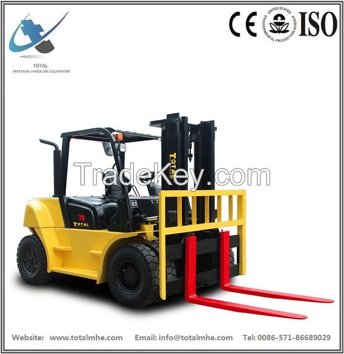 5ton Diesel Forklift with Isuzu 6BG1 Engine
