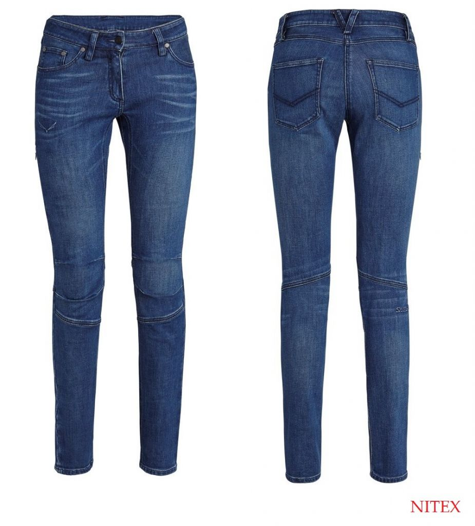 Womens Casual Blue Jeans