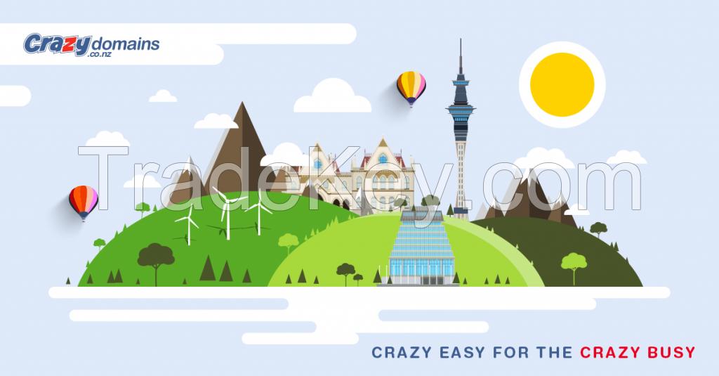 Crazy Domains NZ
