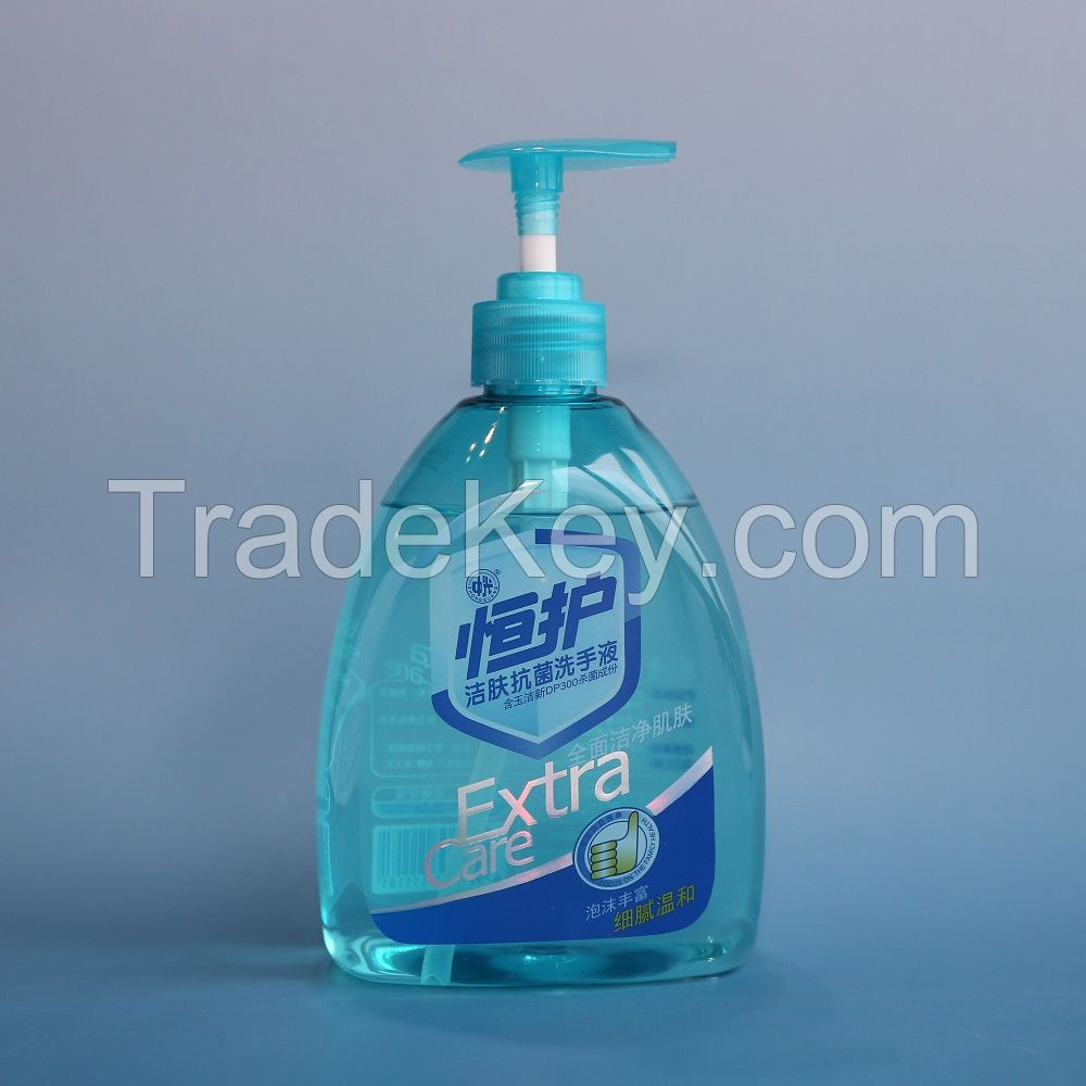 Alcohol Free Water Wash Antiseptic Hand Soap Liquid