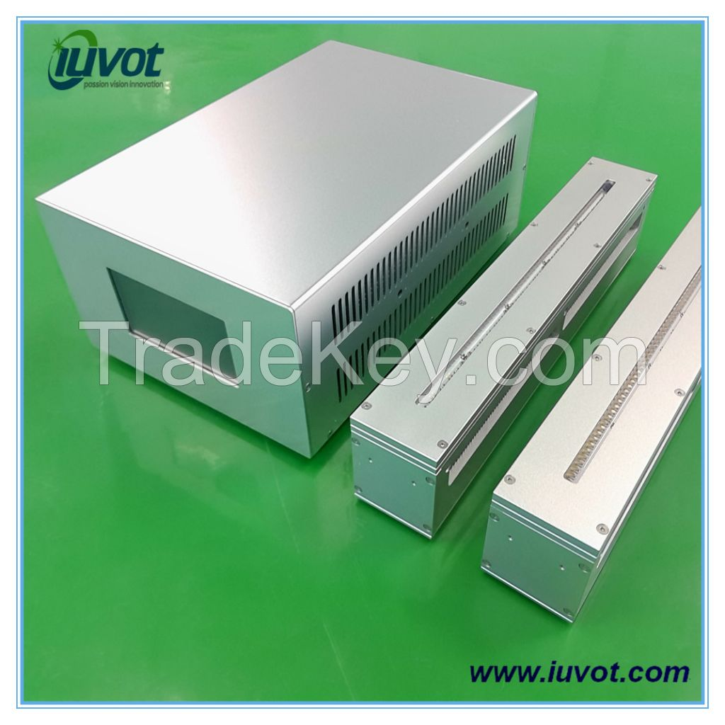 IUVOT High Quality LED UV Curing System Save 90% Electricity UV Curing machine