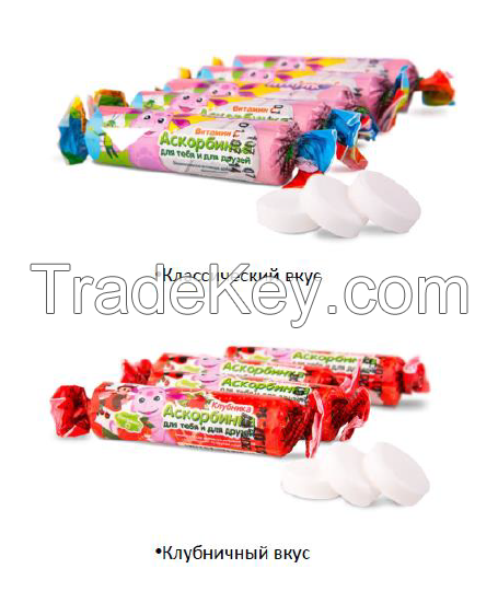 Fruit candy bar