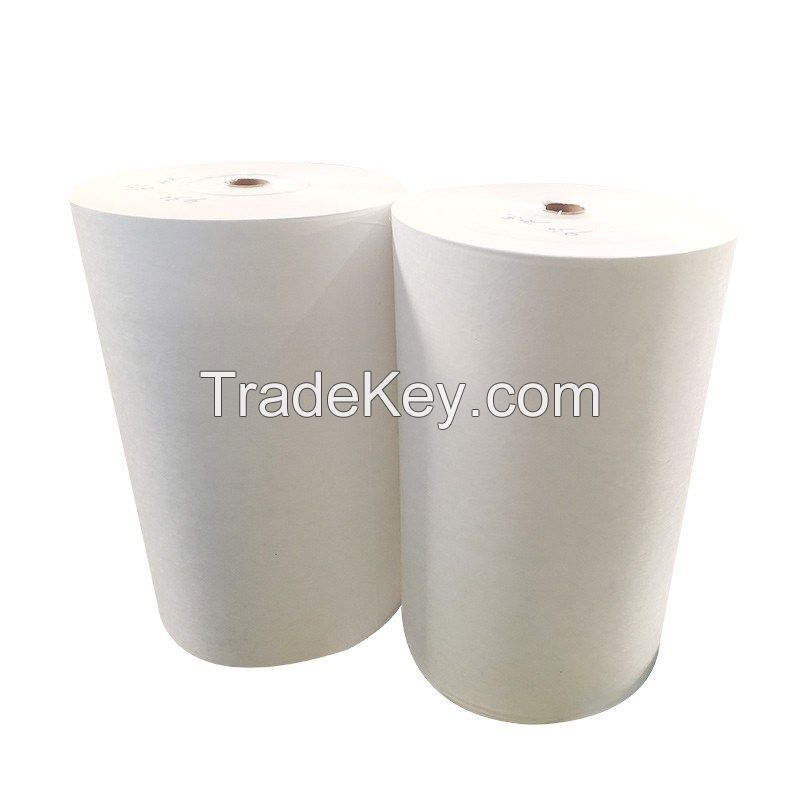 30gsm N95 Meltblown Non-woven Fabric for N95 Cup Mask n95 filter material two layer N95 respirator material. N95,FFP1, N90