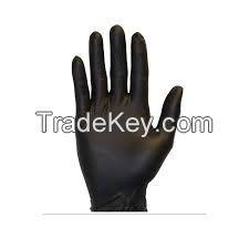 Nitryl BLack Gloves