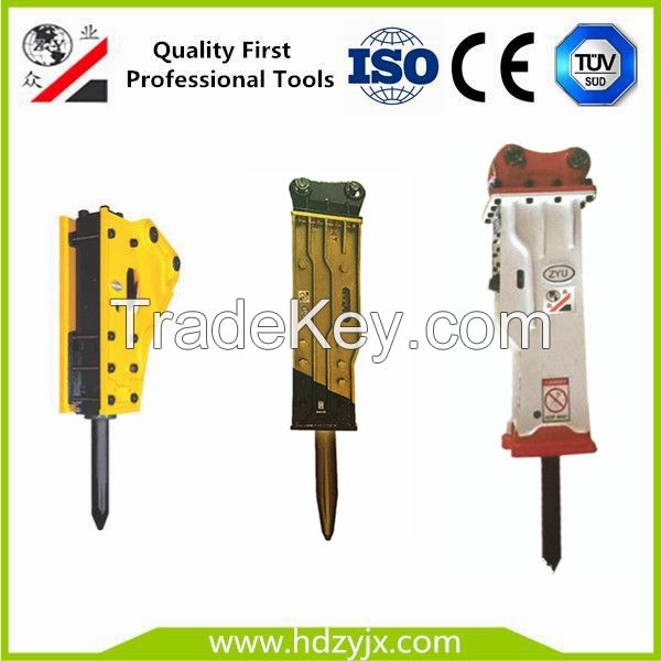 High quality Hydraulic breaker chisels hammer tools