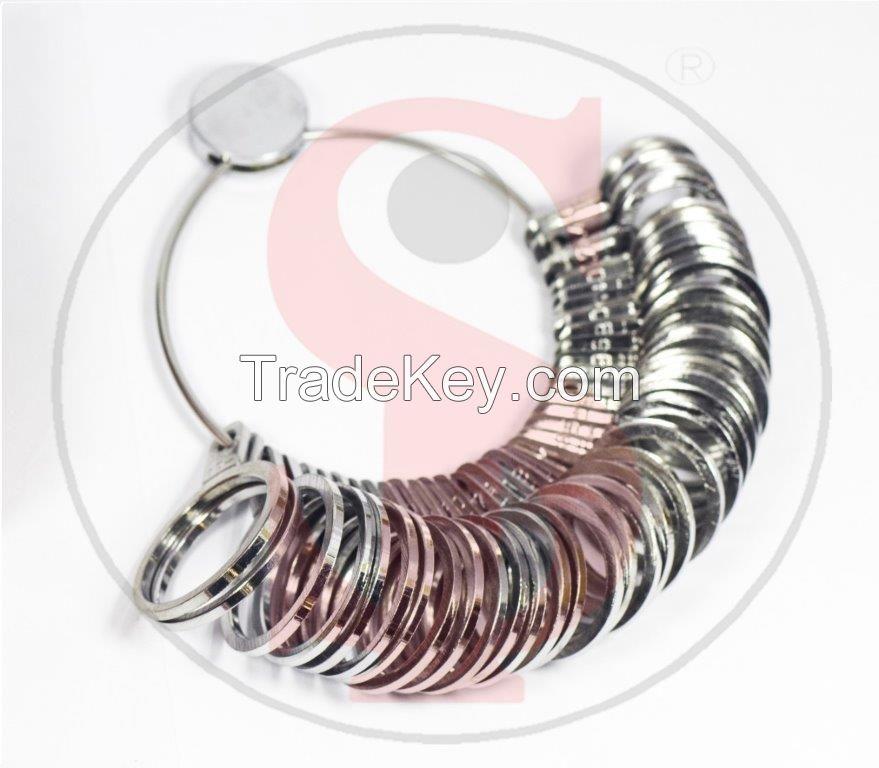 FInger Metal Ring Sizer