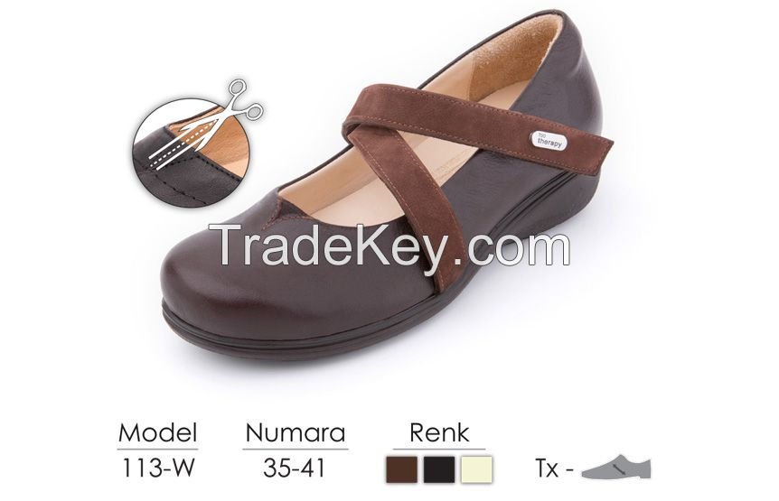 TDO Therapy Diabetic-Orthopedic-Therapeutic Footwear