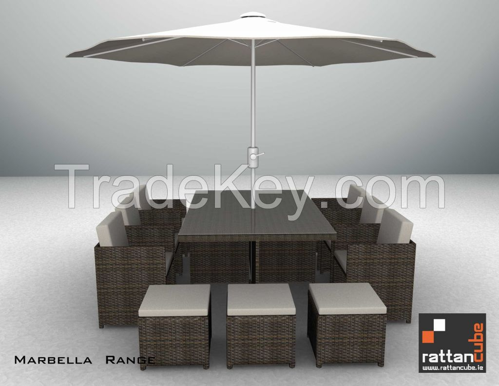 12 Seater Marbella