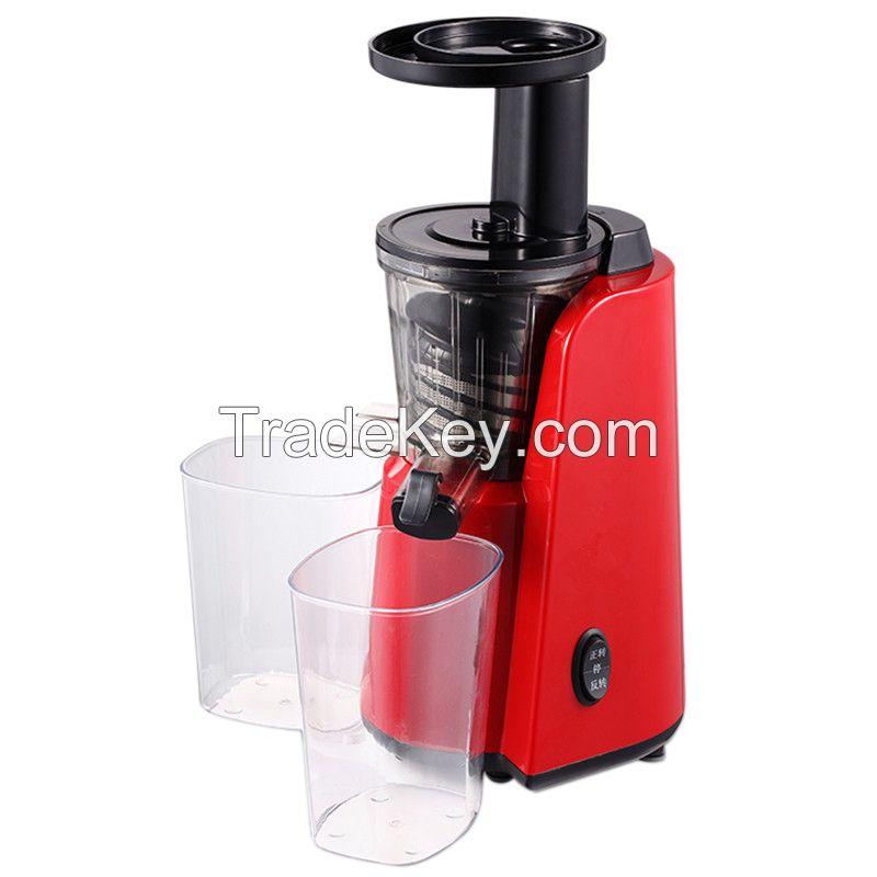 Low speed keeping original nutrition and taste orange juice extractor