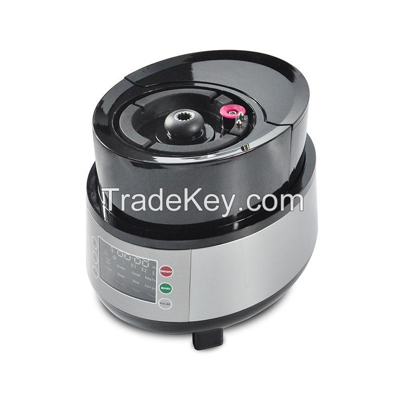 NM-8019 patented design steam heating blender