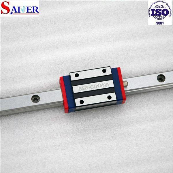 high precision SER-GD15NA SER-GD15WA linear guide rail made in China