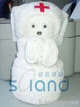 gift towel toy