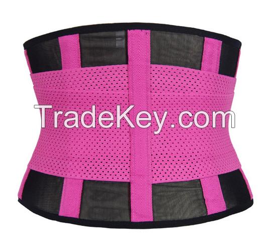 Slimming Neoprene Trimmer Belt Body Shaper Waist Trainer