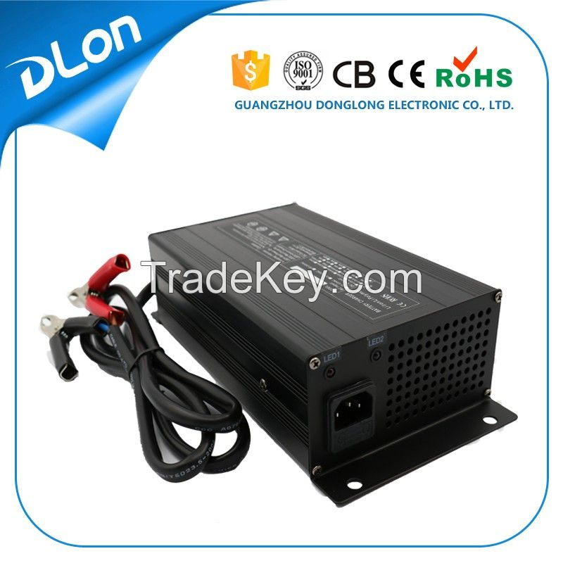 36v 48v battery charger for lead acid batteries