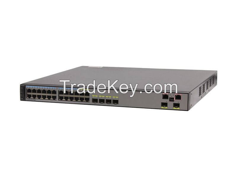 Huawei AC 6605 access control 802.11a/b/g/n/ac 1024 wireless APs 10K users PoE 10GE combo port for Hotel Shopping mall offices schools hospital wireless wifi network access