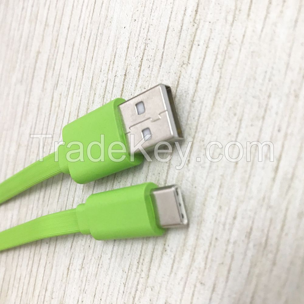 Best selling fast connect colorful micro usb cable TPE usb cable