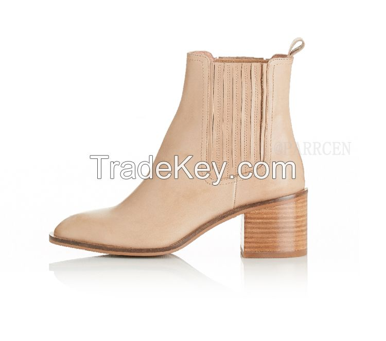 New style classics women ankle boots manufacturer in China