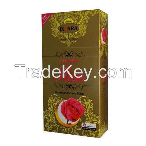 Golden Rose Incense Stick