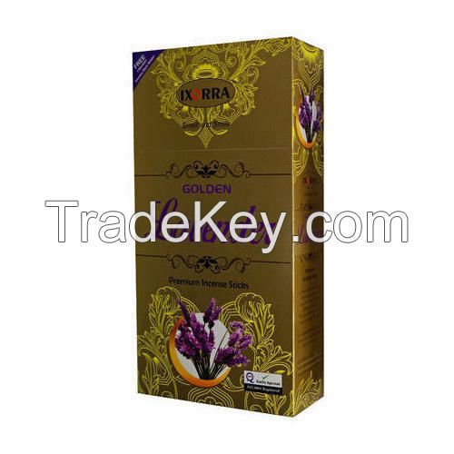 Golden Lavender Incense Stick