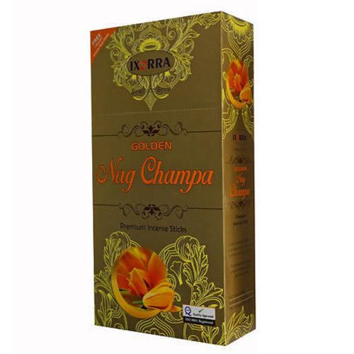 Golden Nag Champa Incense Stick