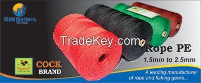 Polyethylene (PE) Rope --- CHEAP and HIGH QUALITY