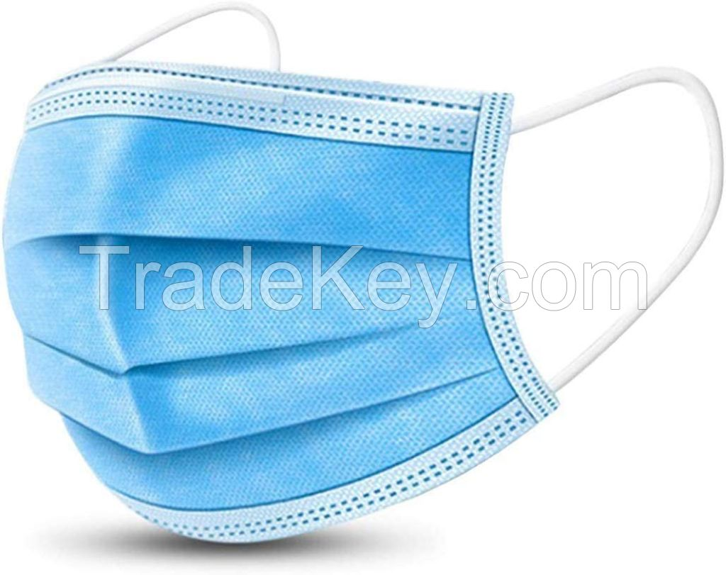3-Ply facemask MK1001 Made In Taiwan
