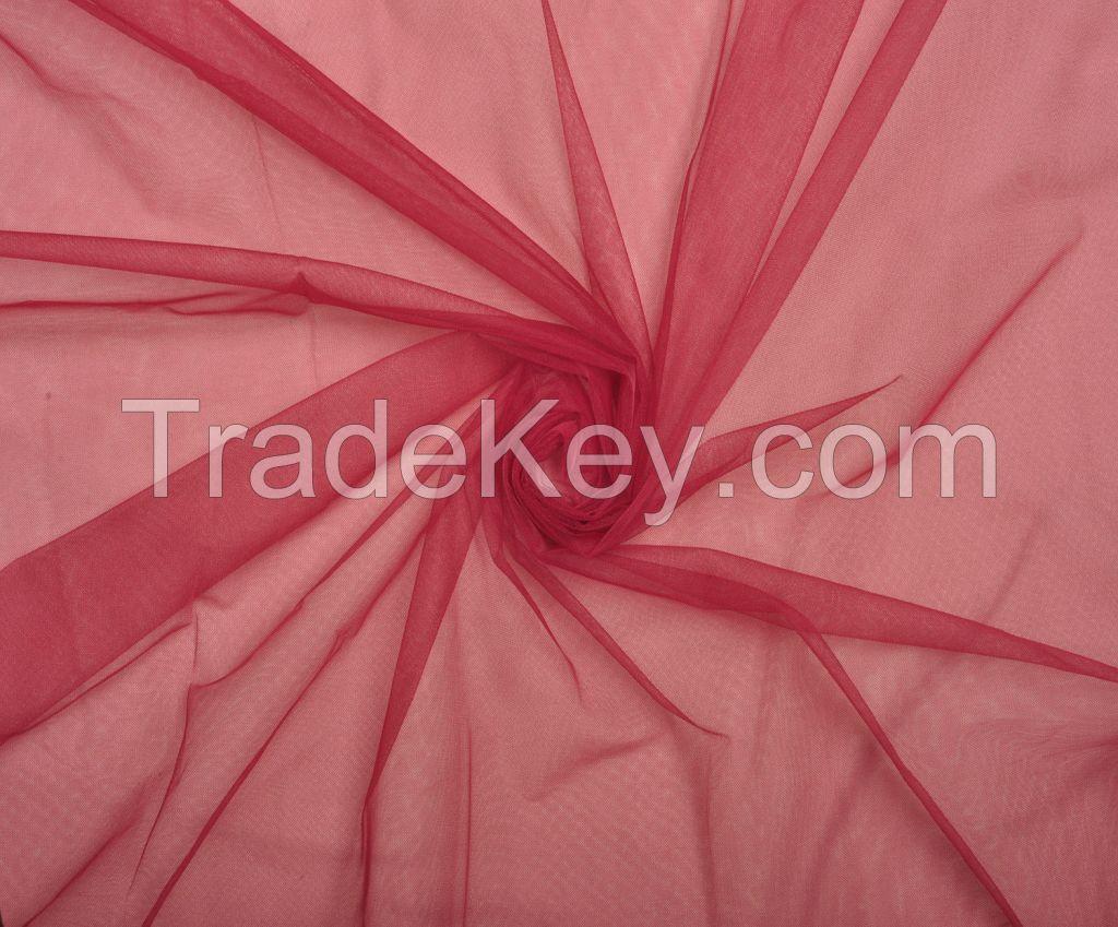 Bridal tulle fabric