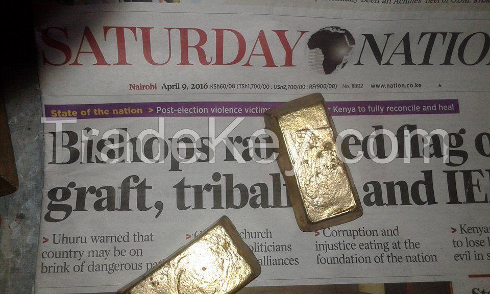 AU Gold Dore Bars, Dust & Uncut Diamonds For Sale By bond investment
