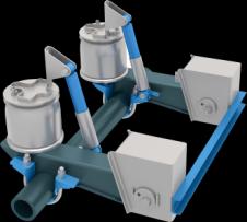 Factory price Trailer Air suspensions