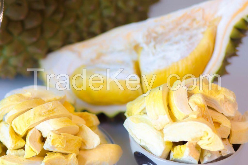 Thai Freeze-Dried Durian, Maneechan