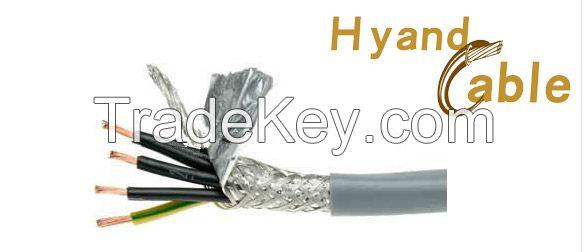 instrumentation cable 0.25 sq mm 1 core shielding aluminium