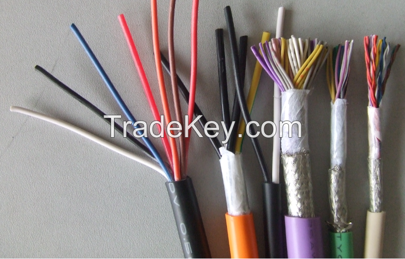 armoured two pair 0.5 sqmm instrumentation cable