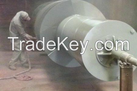 Micro Hydro Archimedes Screw Generators
