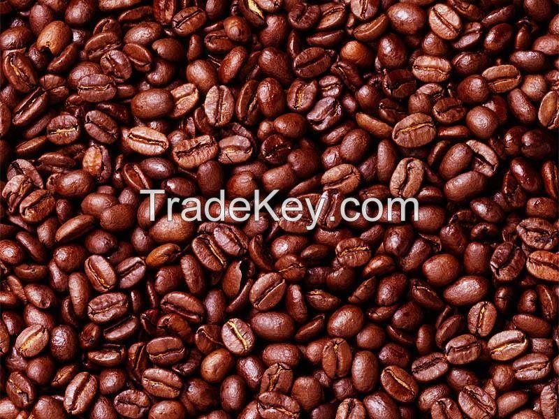 Premium Quality Roasted Arabica coffee bean