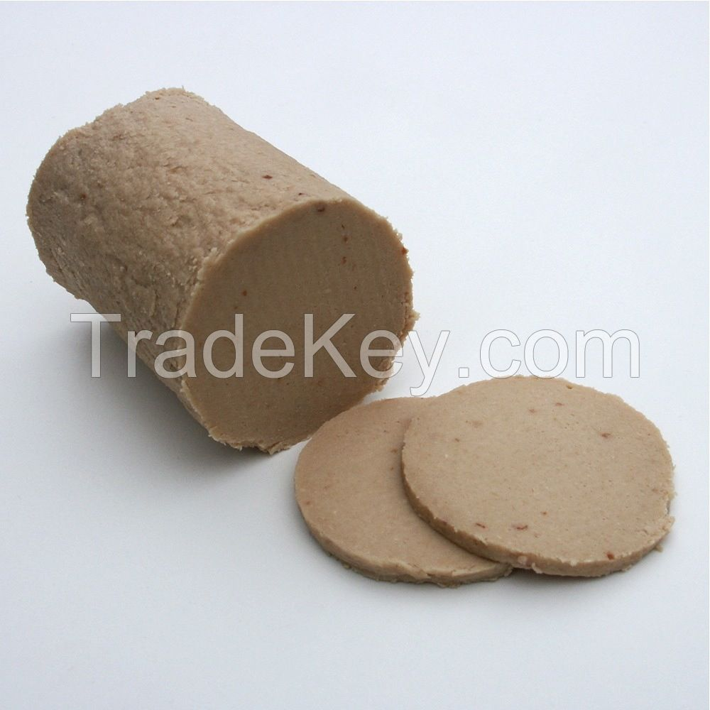 Refined canned nut